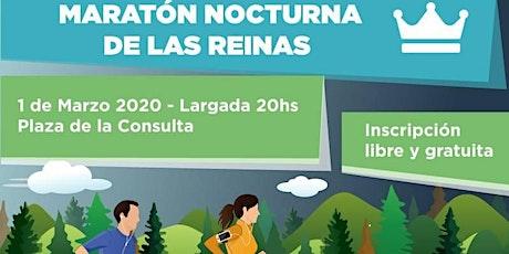 MARATON NOCTURNA DE LAS REINAS 2020 - 10K y 5K. entradas