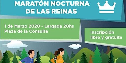 MARATON NOCTURNA DE LAS REINAS 2020 - 10K y 5K.