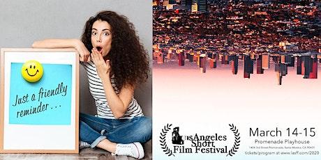 Los Angeles Short Film Festival tickets