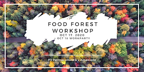 Food Forest Workshop tickets