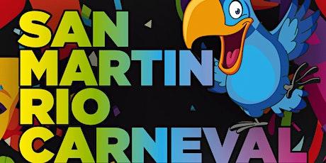 1° SAN MARTIN RIO CARNEVAL - 2020 biglietti