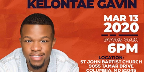 Kelontae Gavin: Night of Worship tickets