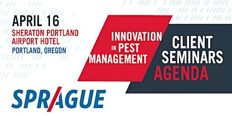 Innovation In Pest Management 2020-Portland tickets