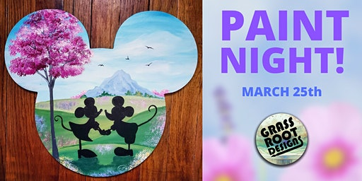 Spring Lovin' | Paint Night!