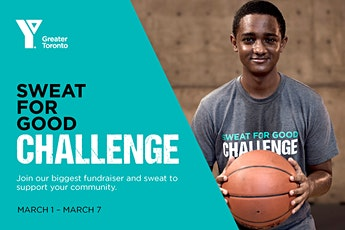 Insiders Look - Sweat For Good Challenge tickets