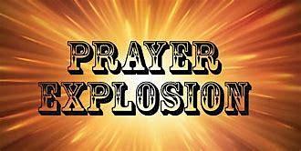 PRAYER EXPLOSION 2020