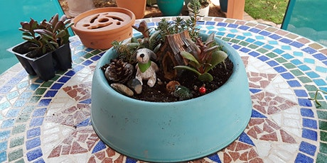 Garden Talk: Ideas on Planting a Fairy Garden tickets