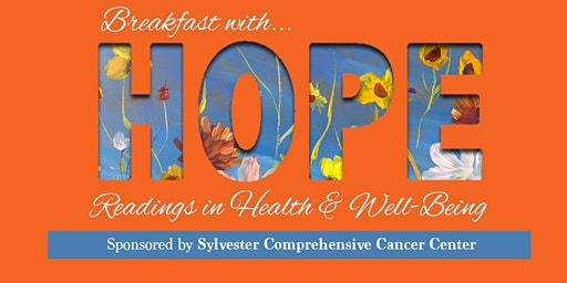 Breakfast with Hope: Readings on Well-Being at Books & Books, Coral Gables!