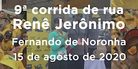 9a corrida de rua Renê Jerônimo Fernando de Noronha ingressos