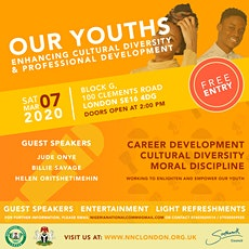 Our Youths - Enhancing Cultural Diversity & Professional Development tickets