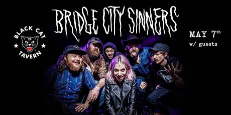 Bridge City Sinners w/ Guests tickets