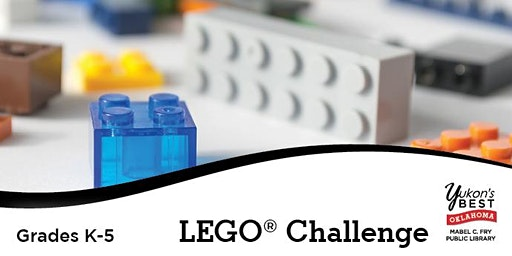March LEGO® Challenge (K - 5th)