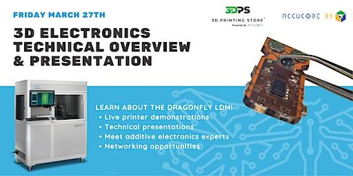 Additive Electronics Technical Overview & Presentation - COLORADO