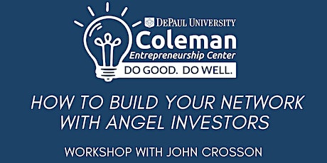 How to build your network with Angel Investors tickets