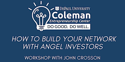 How to build your network with Angel Investors