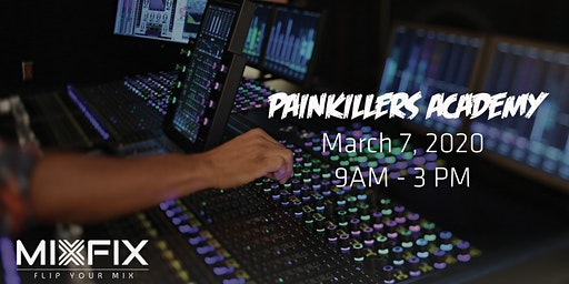 MixFix Academy: Hands on Mixing Removing the Painkillers