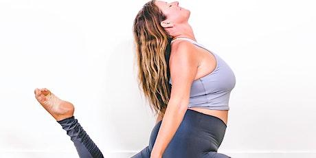 Free 26&2 Hot Yoga class with Jacqueline Ramirez tickets