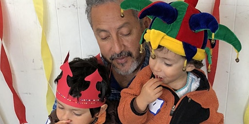 On Purim, With Love: A Family Celebration