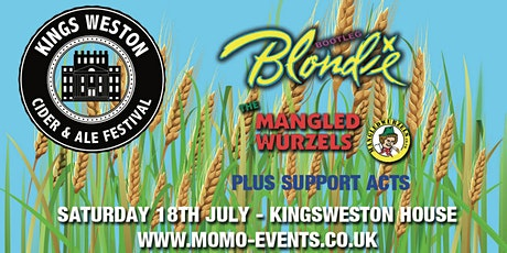 Kings Weston Music, Cider & Ale Festival tickets