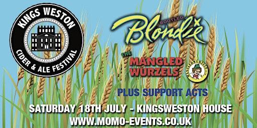 Kings Weston Music, Cider & Ale Festival