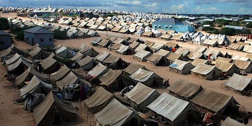 """Conférence """"La réalité des camps de réfugiés"""""""