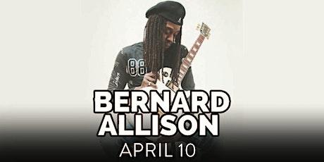 Bernard Allison tickets