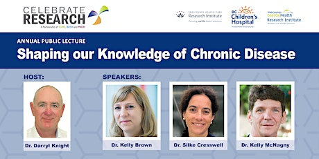 Celebrate Research: Shaping our Knowledge of Chronic Disease tickets