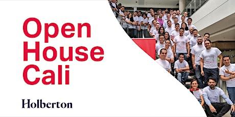 Open House: Holberton School Cali boletos