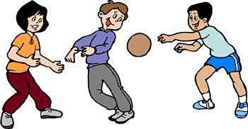 Dodgeball:  Kids vs. Teachers