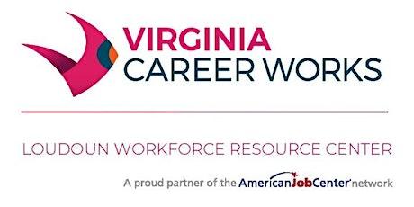 Loudoun Workforce Resource Center: Open House tickets
