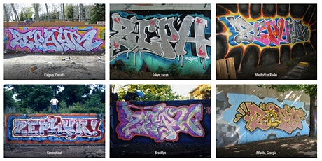 Art & Law Dialogue: Dr. Bonadio & Zephyr on Graffiti (NY) tickets
