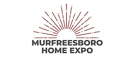 Murfreesboro Fall Home Expo tickets