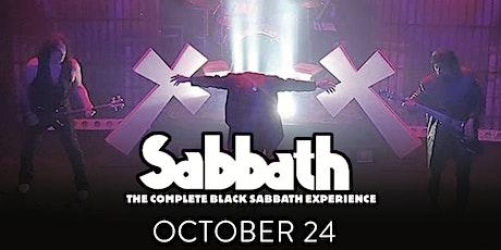 Sabbath: The Complete Black Sabbath Experience tickets
