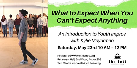 What to Expect When You Can't Expect Anything: Youth Improv tickets