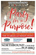 "Potsdam Snack Pack Program ""Party for a Purpose"" tickets"