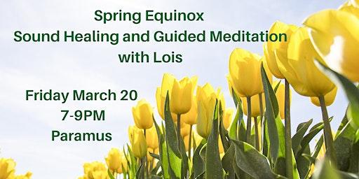 Spring Awakening Meditation & Sound Healing