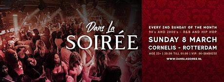 Dans La Soiree - 8 maart 2020 tickets
