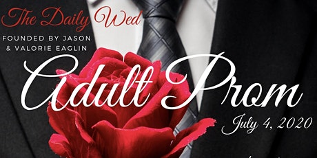 The Daily Wed Adult Prom tickets
