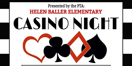 Helen Baller Elementary Casino Night & Silent Auction tickets