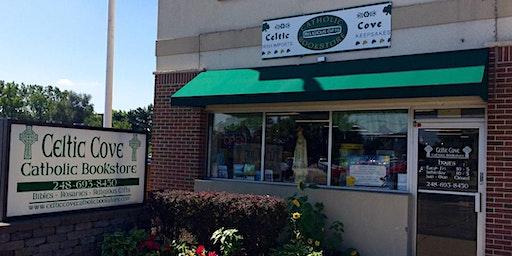 Celtic Cove Catholic Bookstore Morning Coffee Meeting