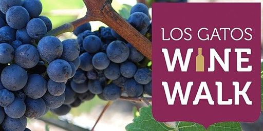 Los Gatos Spring Wine Walk 2020