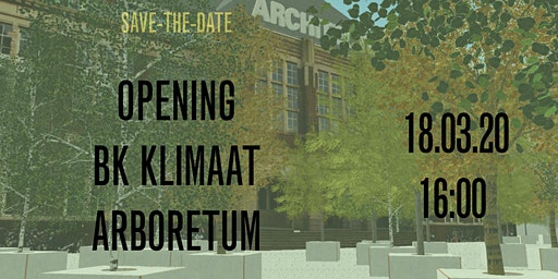 Opening BK Klimaatarboretum