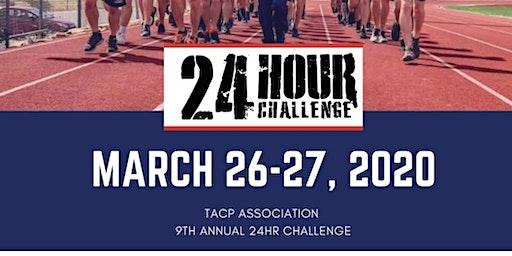 TACP 24 Hour Run Challenge