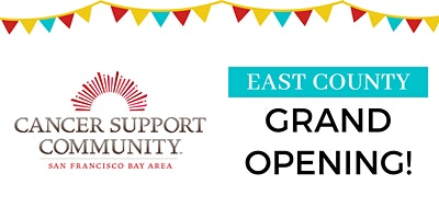 Grand Opening! Cancer Support Community in Antioch