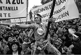 Photography collectives and anti-racism in Peru and Argentina tickets