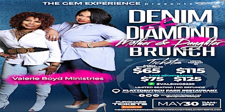 The GEM Experience Mothers & Daughters Affair tickets