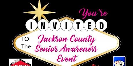 "The 2020 Jackson County Senior Awareness Summer Event ""Vegas"" tickets"