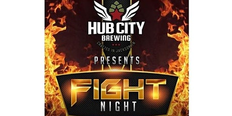 Hub City Brewing Fight Night tickets