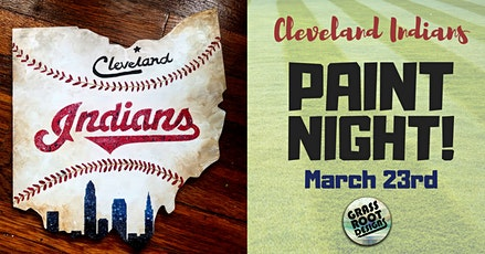 Cleveland Indians Ohio | Paint Night! tickets