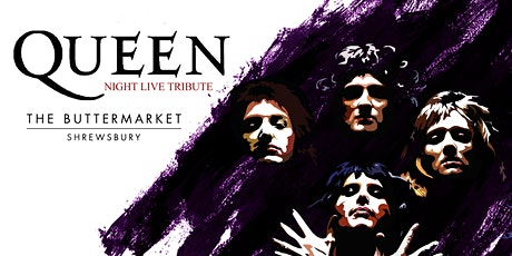 QUEEN Night  LIVE Tribute tickets